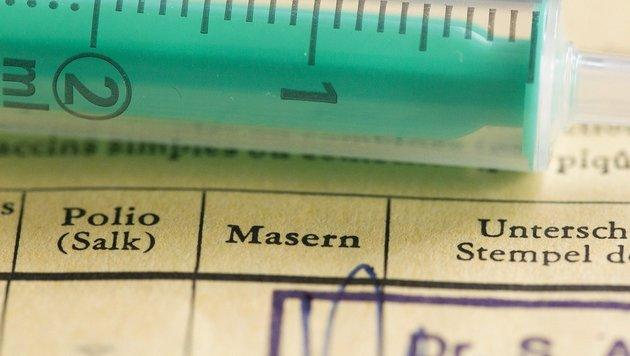 """Wer auf das Impfen """"vergisst"""", gefährdet sein Kind! (Bild: EXPA Pictures. Alle Rechte vorbehalten. // EXPA Pictures. All ri)"""