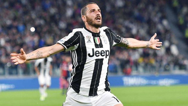 Juventus ist nicht zu stoppen! 4:0-Gala (Bild: ANSA)