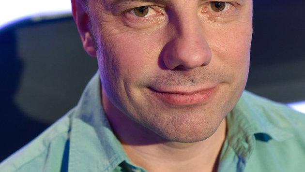 Daniel Wisser weiß viel ... (Bild: ORF)