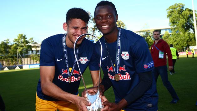 Unglaublich! Salzburg gewinnt Youth-League-Finale (Bild: GEPA pictures)
