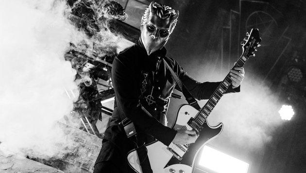 Ghost: Die Gothic-Horrorversion von Rammstein (Bild: Andreas Graf)