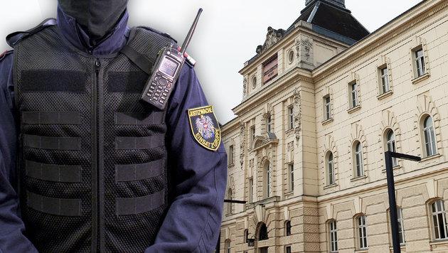 130 Waffenbesitzer unter Staatsverweigerern! (Bild: Peter Tomschi, APA/HERBERT NEUBAUER)