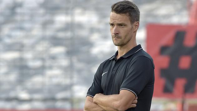 Ex-Admira-Coach Oliver Lederer hat einen neuen Job (Bild: APA/HANS PUNZ)