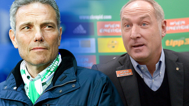 """""""Müller lügt!"""" Jetzt wird""""s so richtig schmutzig (Bild: APA/ROLAND SCHLAGER, APA/EXPA/SEBASTIAN PUCHER)"""