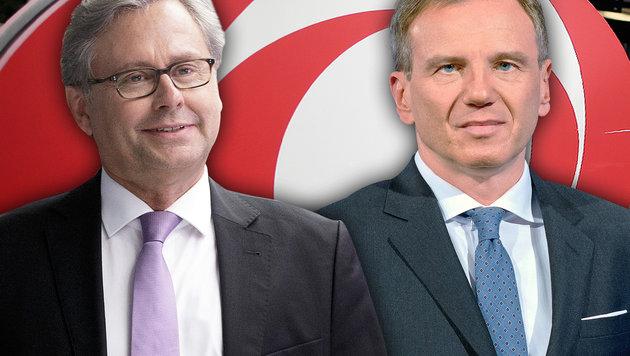 ORF-Chef muss sich jetzt vor Armin Wolf stellen (Bild: APA/GEORG HOCHMUTH, ORF)