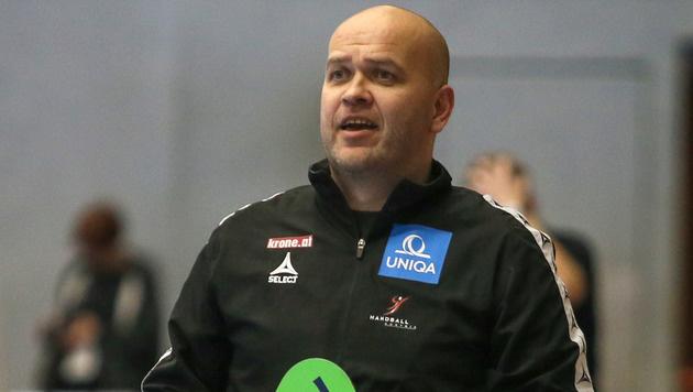 ÖHB-Teamchef gibt Kader für Spanien-Doppel bekannt (Bild: GEPA)