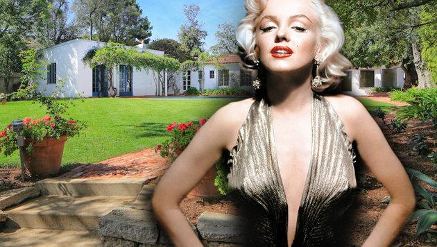 Marilyn Monroes Villa steht zum Verkauf. (Bild: AP, Mercer Vine)