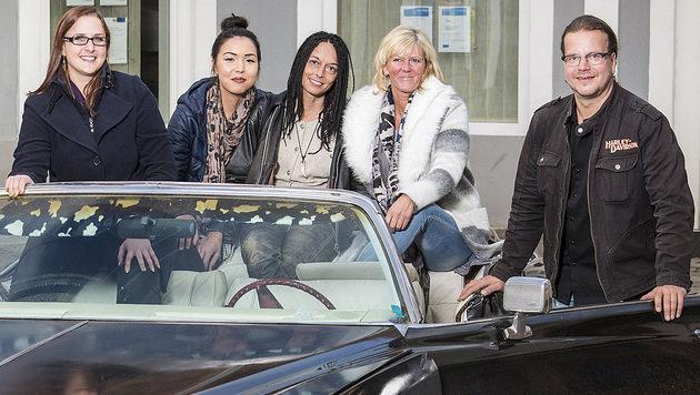 """""""Wirt sucht Frau"""": Start der acht neuen Folgen (Bild: ATV)"""