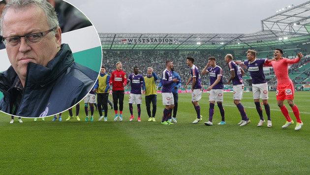 """Wohlfahrt: """"Dieses Team hat ein gutes Herz!"""" (Bild: GEPA)"""