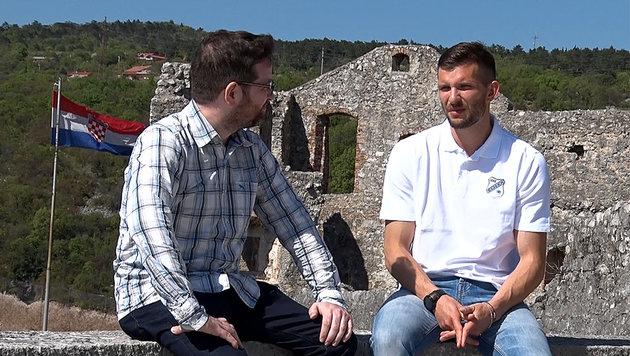 Gorgon: Rijeka wäre in Österreich Meisterkandidat! (Bild: Hannes Maierhofer)