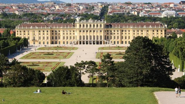 Schloss Schönbrunn (Bild: Stefanie Riegler)