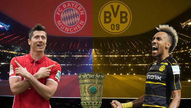 """Dortmund bereit für """"ein großes Match"""" bei Bayern (Bild: GEPA)"""