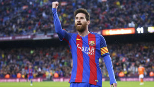 FC Barcelona zerlegt Osasuna mit 7:1! (Bild: Associated Press)