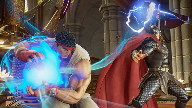 """Marvel vs Capcom: Infinite"": Neues zum Beat""em Up (Bild: Capcom)"