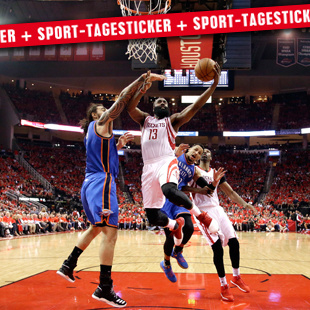 NBA-Play-offs: Oklahoma scheitert früh (Bild: AP)