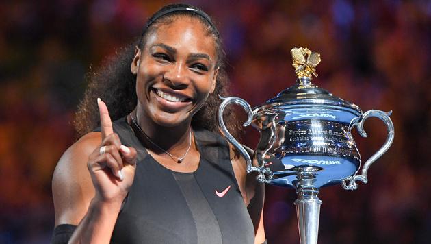 Serena Williams: Baby-Posting war keine Absicht (Bild: GEPA)