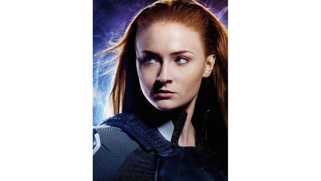 "Sophie Turner in ""X-Men: Apocalypse"" (Bild: Viennareport)"