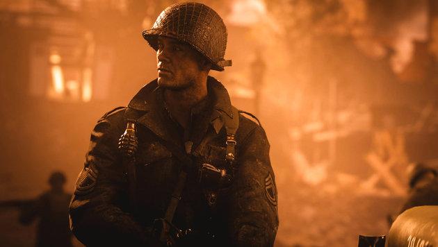 """""""Call of Duty: WWII"""" kehrt zu den Anfängen zurück (Bild: Activision)"""