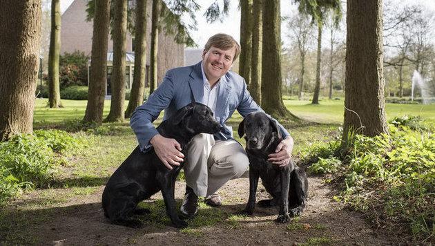 König Willem-Alexander ist 50. (Bild: fac to face / Frank van Beek)
