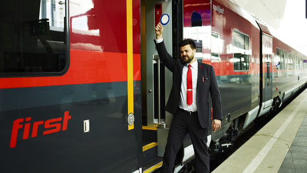 Neuer Rekord für ÖBB: 244,2 Mio. Fahrgäste (Bild: ÖBB/Philipp Horak)