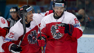 11:0!! Österreicher stürmen in die A-Gruppe zurück (Bild: GEPA)