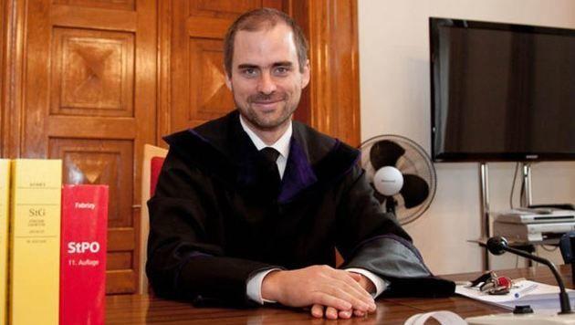 Richter Philipp Grosser (Bild: Wildbild)