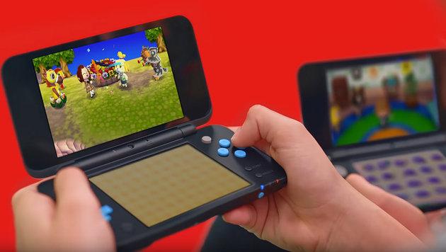 Nintendo enthüllt aus heiterem Himmel neue Konsole (Bild: Nintendo)