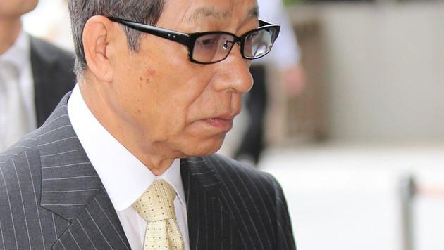 Olympus: Ex-Manager zu Millionenzahlung verdonnert (Bild: AFP)