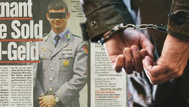 """Die """"Bild""""-Zeitung veröffentlichte ein Foto des Verdächtigen. (Bild: Bild, thinkstockphotos.de)"""