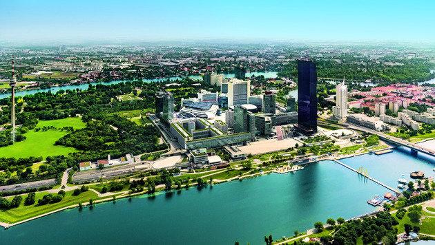 """Spitzenplatz: Wien ist """"smarteste"""" City weltweit (Bild: IAKW-AG, pov.at)"""