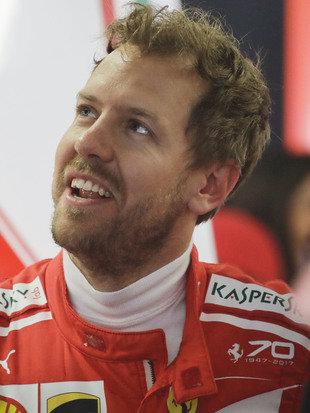 Vettel dominiert in Sotschi ++ Mercedes zurück! (Bild: Copyright 2017 The Associated Press. All rights reserved.)