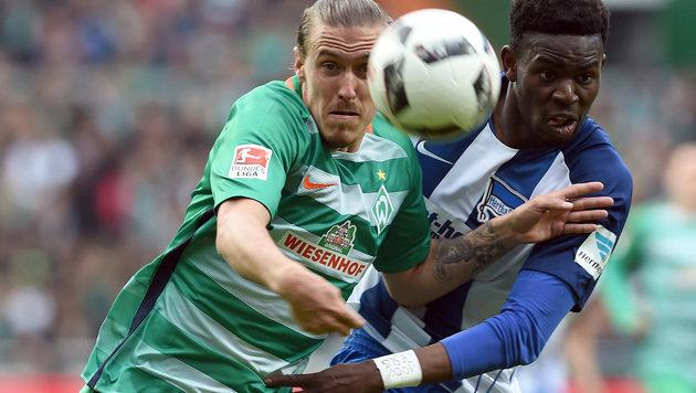 Irre! Werder zündet den Nachbrenner nach Europa! (Bild: AFP)