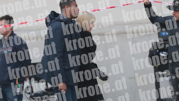 "Hier dreht Jennifer Lawrence ""geheim"" in Wien (Bild: Starpix/Alexander Tuma)"