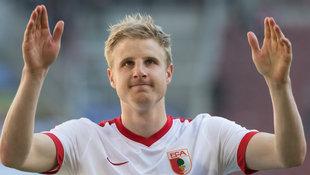Augsburg überrascht mit 4:0-Kantersieg gegen HSV (Bild: GEPA)