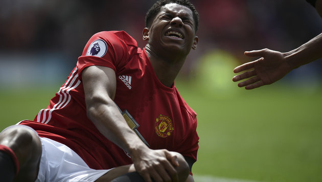 Marcus Rashford (Bild: AFP)