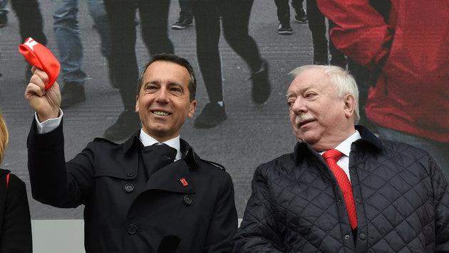 """Kern als Bürgermeister? """"Kann nur von FPÖ kommen"""" (Bild: APA/HERBERT P. OCZERET)"""
