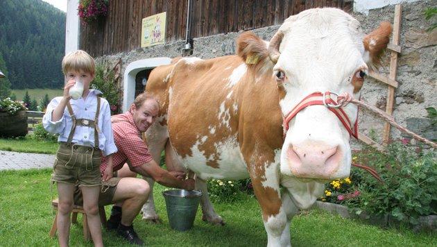Urlaub am Bauernhof boomt. Es wird vor allem im Internet gebucht. (Bild: Neubauer)