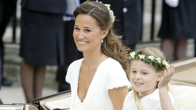 Pippa Middleton (Bild: Covacs/face to face)