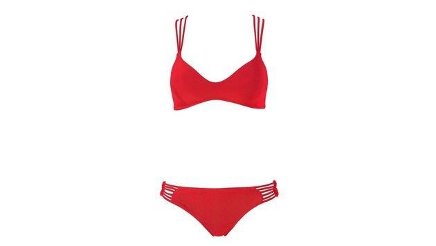 Roter Bikini (Bild: Calzedonia)