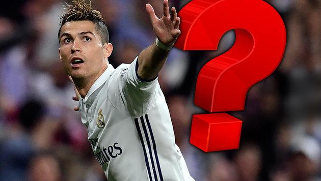 399 oder 400? Verwirrung um Ronaldos Real-Tore (Bild: AFP, thinkstockphotos.de)
