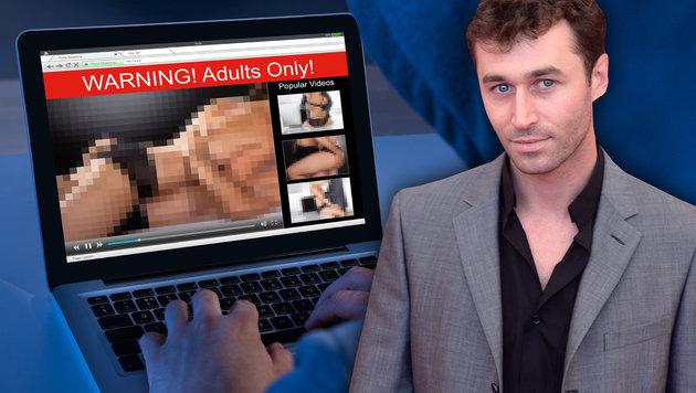 """James Deen warnt: """"Kids schauen zu früh Pornos"""" (Bild: face to face, thinkstockphotos.de)"""