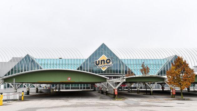 Drei Investoren haben das Uno-Shopping im Dezember 2016 gekauft.Nun präsentieren sie ihre Pläne. (Bild: © Harald Dostal / 2016)