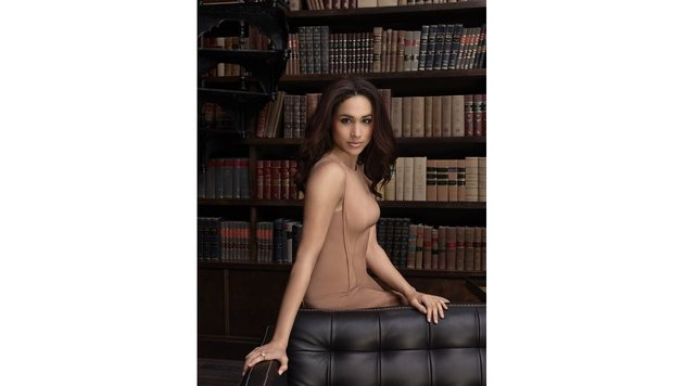 """Meghan Markle in der TV-Serie """"Suits"""" (Bild: CapFSD/face to face)"""