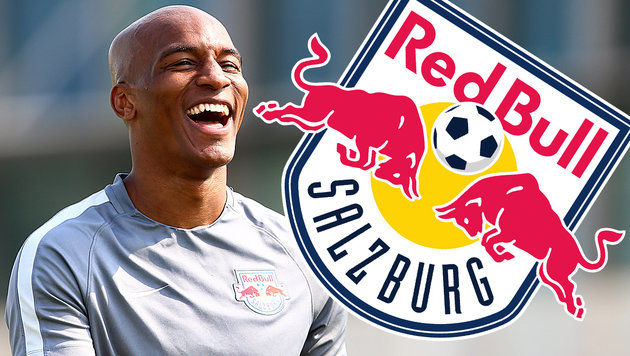 Salzburg-Coach Oscar will Abwehr-Ass Wisdom halten (Bild: GEPA)