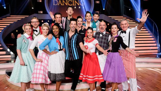 """""""Dancing Stars"""": Jetzt wird""""s feurig am Parkett (Bild: ORF)"""