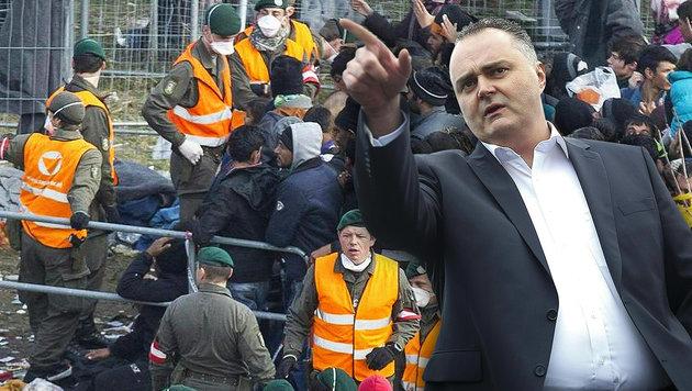 EU soll Grenzkontrollen weiterhin ermöglichen (Bild: APA/ERWIN SCHERIAU)