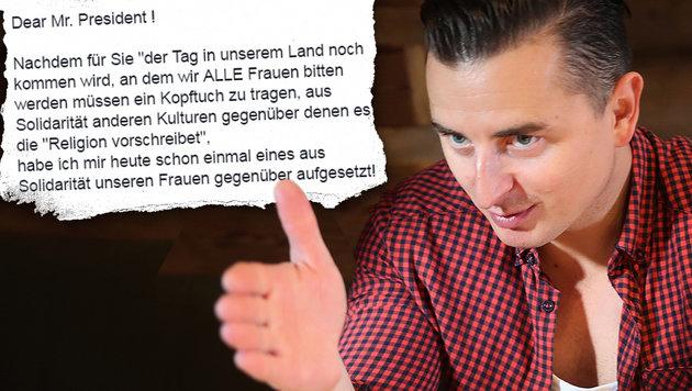 """Andreas Gabalier im Gespräch mit der """"Steirerkrone"""" (Bild: Sepp Pail, facebook.com)"""