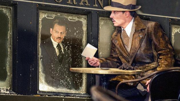 """Starbesetztes Remake von """"Mord im Orient-Express"""" (Bild: Entertainment Weekly)"""