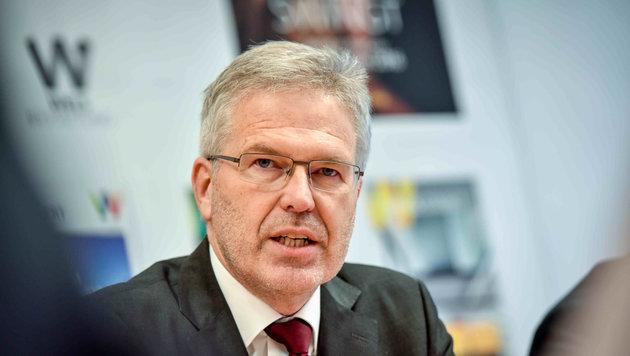 Peter Csar,ÖVP, Vorsitzender der Landespersonalvertretung (Bild: Markus Wenzel)