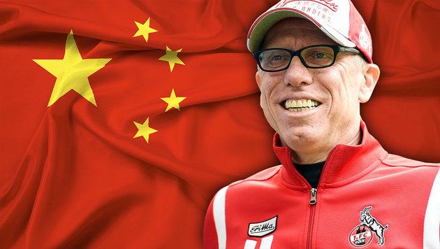 """Wechsel nach China? Stöger: """"Schließe nichts aus"""" (Bild: thinkstockphotos.de, GEPA)"""